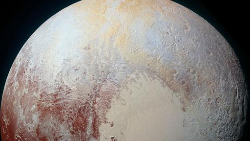 Researchers have unraveled the mystery behind Pluto