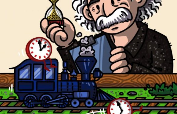 Timekeeping theory combines the relativity of quantum clocks and Einstein