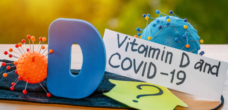 Vitamin D helps in the treatment of COVID-19