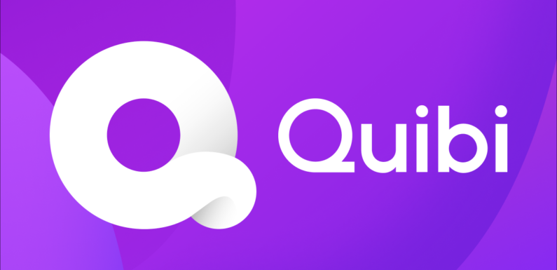 Quibi: Launches on Android TV/Google TV