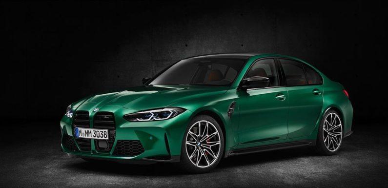 E30 BMW M3- Gets 2021 M3 'Nose Job', Looks Hilarious