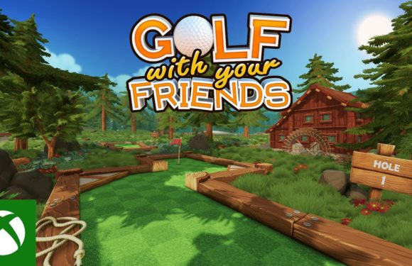 Golf with your friends today gets a new free aquatic course and new success