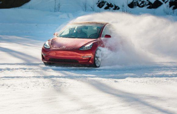 In real-world winter driving test, Tesla Model Y efficiency exceeds Model 3