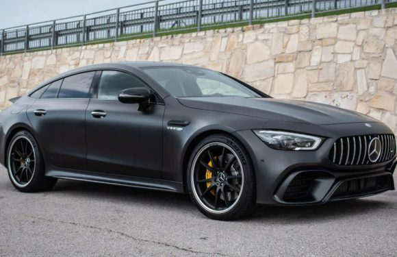 See: The 2021 Mercedes- AMG GT63S set New Nurburgring Class record