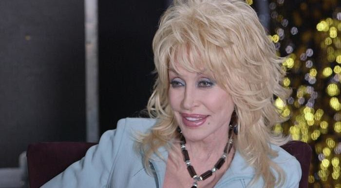 """Dolly Parton shares a photo of her """"real hair"""", reflecting wigs love in the new book"""
