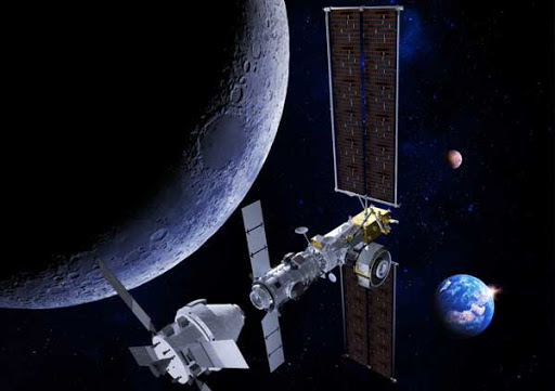 NASA found new partners to help keep an eye on the Artemis Moon Missions