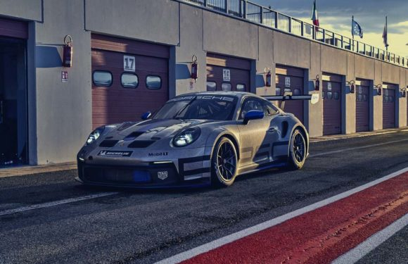 """Meet the new 510-HP """"Porsche 911 GT3"""" Cup"""
