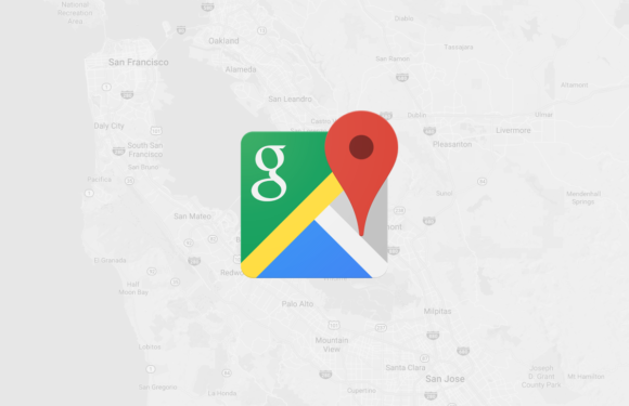 Instructions to add Google Maps route to the Android home screen for fast navigation