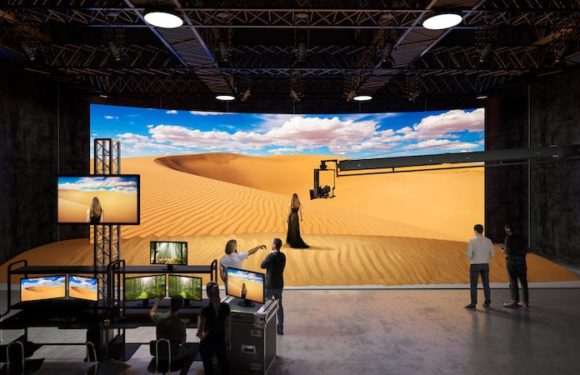 Sony teases new microLED displays on YouTube in front of CES 2021 uncover