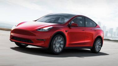 The Chinese-built Tesla Model Y is on sale