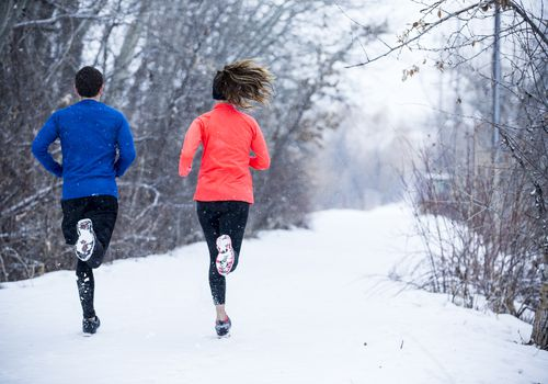 Cold climate exercise burns more fat