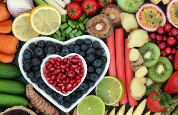 What is the best diet for heart health