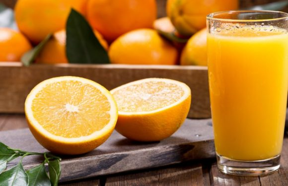 As indicated by Science, Side effects of drinking too much orange juice