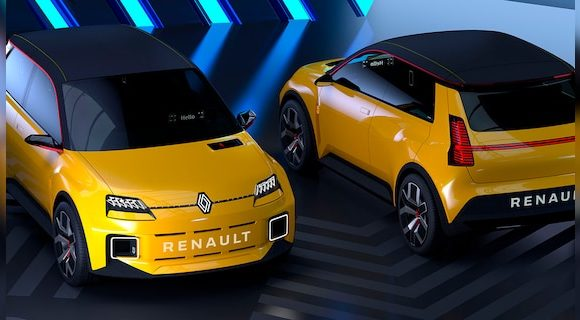 """The Renault 5 """"Le Car"""" is coming back as an electric vehicle"""