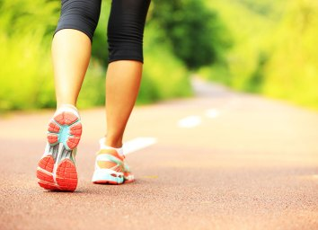 This one thing can help you walk additional miles every day, science says