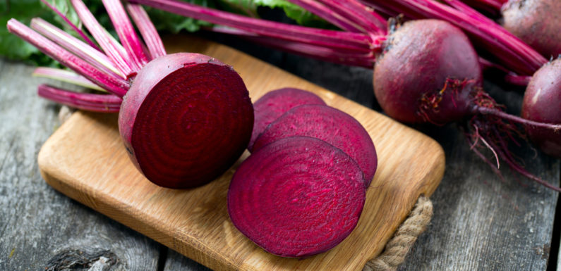 Avoiding Beetroots- Here are some interesting nutritional facts about vegetables